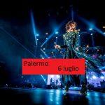 Pop Heart Summer Night, Giorgia in concerto al Teatro Verdura di Palermo, 6 luglio 2019
