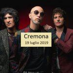 """Negrita in concerto con """"25th Anniversary Tour"""", Cremona, 19 luglio 2019"""