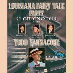 Louisiana Fairy Tale Party allo Zelig Cabaret di Milano, 21 giugno 2019