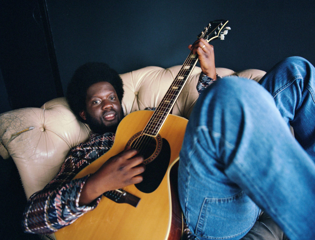 Michael Kiwanuka all'Estate Fiesolana 2021, Teatro Romano ...
